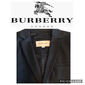 Burberry black  suit jacket 14Y ( years)